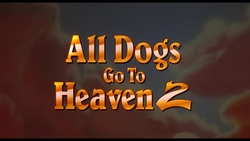 All Dogs Go to Heaven 2 Images