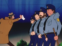 Lupin the 3rd: Napoleon's Dictionary Images