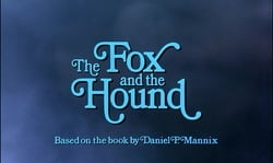 The Fox and the Hound Images