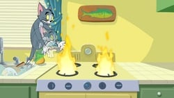 Tom and Jerry Blast Off to Mars! Images
