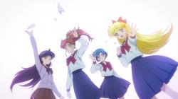 Pretty Guardian Sailor Moon Eternal The Movie - Part 1 (2021) Images