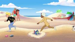 Tom and Jerry: Spy Quest (2015) Images