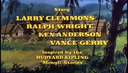 The Jungle Book (1967) Images
